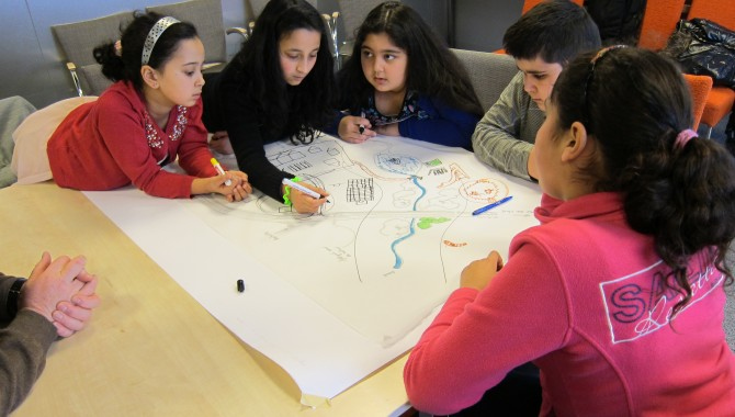 Een eigen wijk ontwerpen stichting leukomteleren for Eigen moestuin ontwerpen en aanleggen